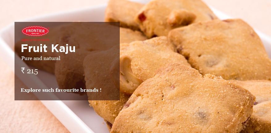 Fruit Kaju Biscuit - Bakery