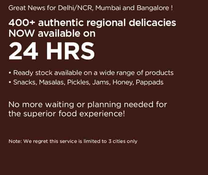 24hrs Delivery Banner