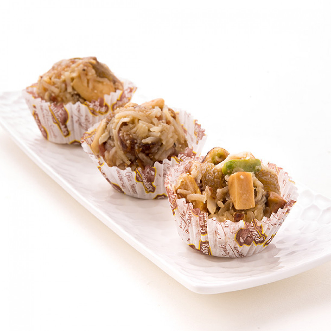 Dry Fruit laddoo