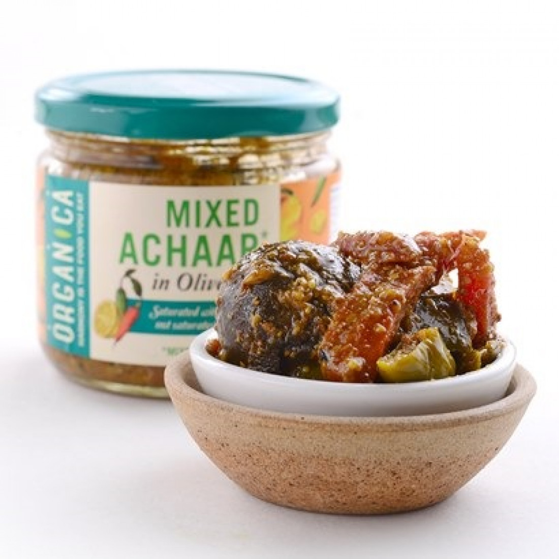 Mixed Achaar