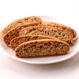 Almond Honey Biscotti