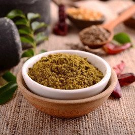 Spiced Curry Leaf Powder