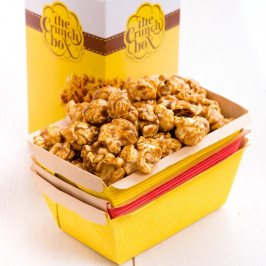 Popcorn-Caramel (Set of 2)