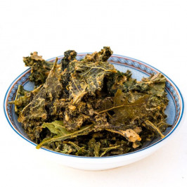 Kale Chips - cheese & Onion
