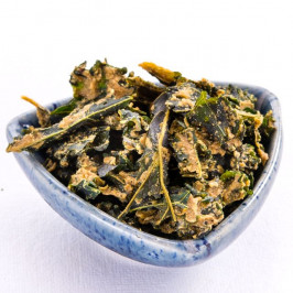 Kale Chips - SeaSalt & Vinegar