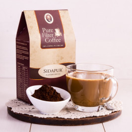 Pure Filter Coffee 100%