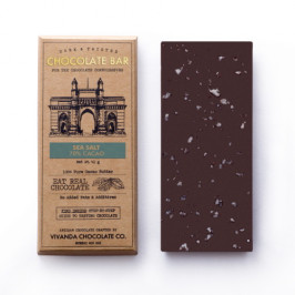 Vivanda 70% Sea Salt Dark Chocolate Bar