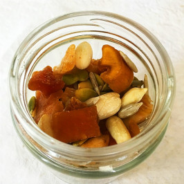 Tropical Fruit & Nut Mix
