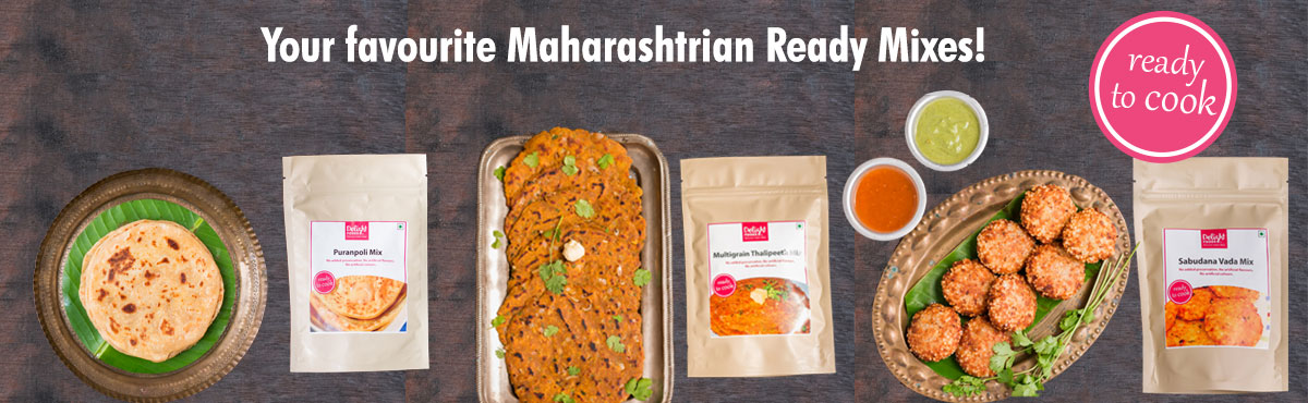 maharashtrian ready mixes