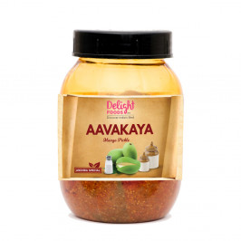 Avakaya- Mango Pickle