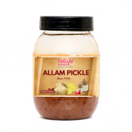 Allam - Ginger Pickle