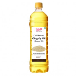 Cold Pressed Gingelly Oil (Sesame Oil)