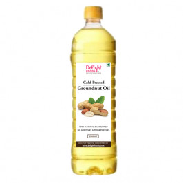 Cold Pressed Groundnut Oil