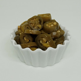 Jalapeno Silces (Pickled)